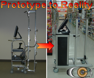 Prototype to Reality Services